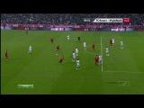 Джердан Шакири видео гол. Бавария - Боруссия М. Чемпионат Германии по футболу 17 тур. Footballer.name